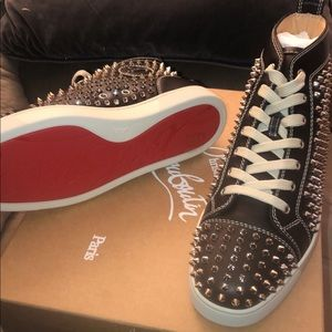 Brand New Christian Louboutin Shoes size 10.5